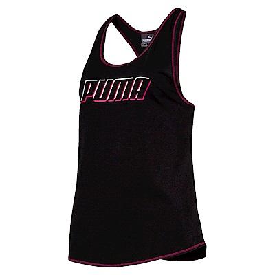 PUMA-女性基本系列Modern Sports休閒背心-黑色-亞規