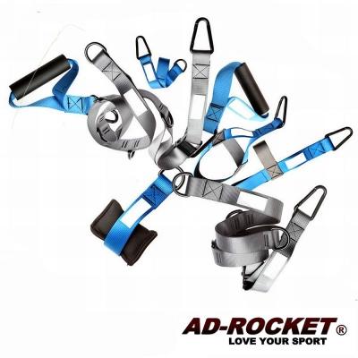 AD-ROCKET 全功能懸吊阻力訓練器 全身核心肌群懸吊訓練器 TRX