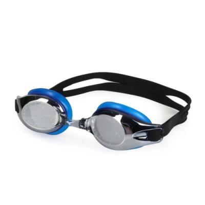 MIZUNO 泳鏡  SWIM 藍黑