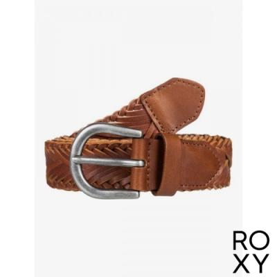 【ROXY】AS A BASE 腰帶 深咖啡