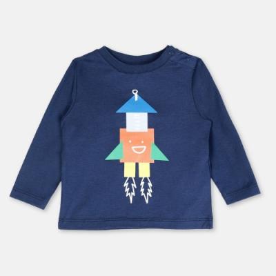 Stella McCartney 藍色噴射火箭上衣