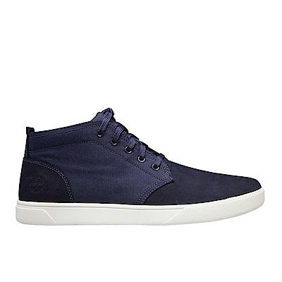 Timberland 男款深藍色Groveton綁帶休閒鞋 | A1IM3H52