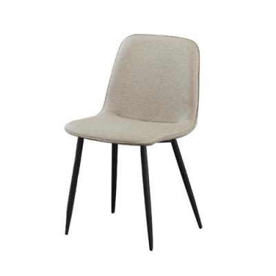柏蒂家居-萊恩斯皮面餐椅(單椅)-45x40x85cm