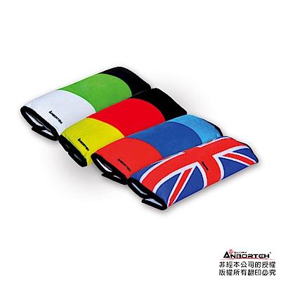 【安伯特】車用超大安全帶好眠枕(四款任選-德國風/英倫風/地中海風/波羅的海)