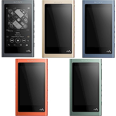 SONY Hi-Res高解析音質數位隨身聽 NW-A57 (公司貨)