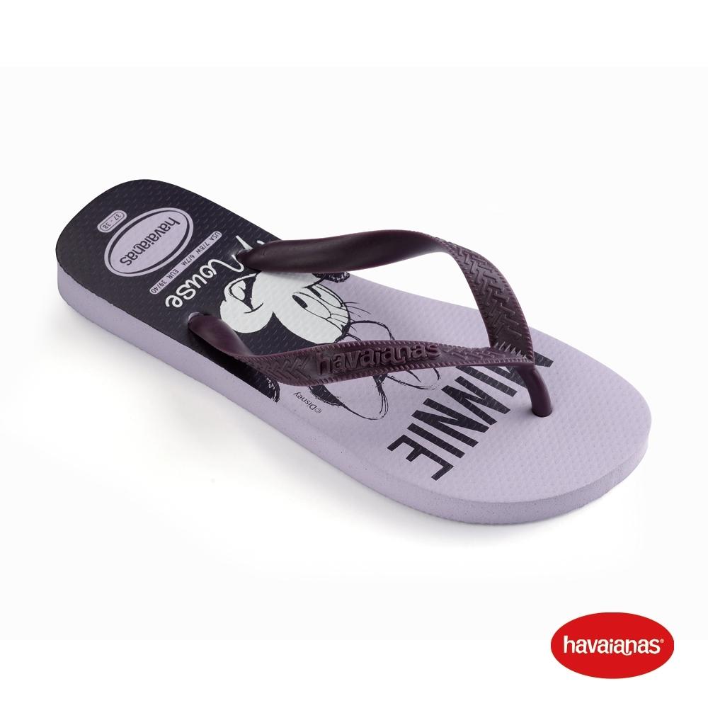 Havaianas  哈瓦仕 拖鞋 夾腳拖 巴西 童鞋 兒童 丁香紫 4139412-5251K  Kids Disney 迪士尼 Top