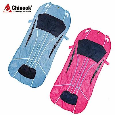 Chinook 超跑賽車造型兒童睡袋(獨家科技保暖綿)