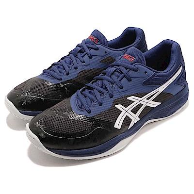 Asics 排羽球鞋 Netburner 低筒 運動 男鞋