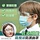 超值三入 防疫抗疫隔離防飛沫防護面罩 product thumbnail 1