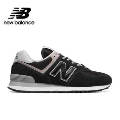 New Balance 復古鞋_中性_黑色_ML574EGK-D楦
