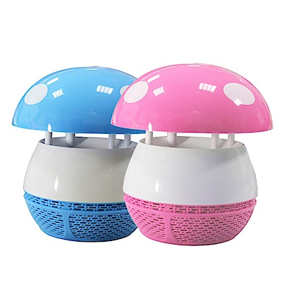 (<b>2</b>入組)捕蚊小瓢蟲光觸媒捕蚊燈/器-SB-8866