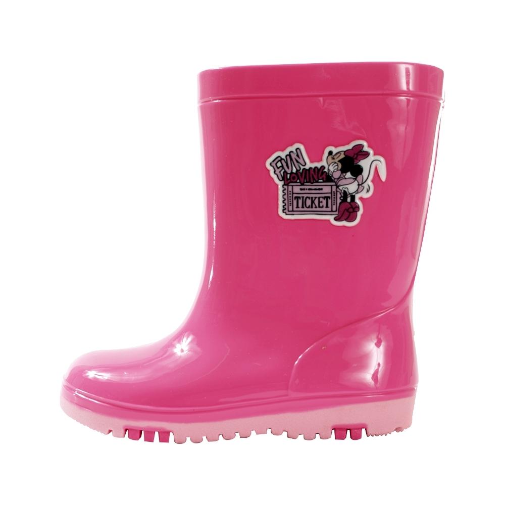 台灣製迪士尼米奇授權正版高筒雨靴sk0986 魔法Baby
