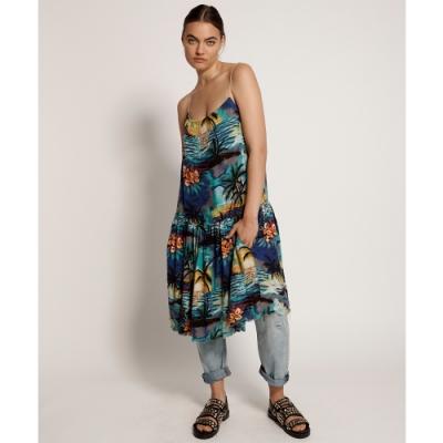 ONETEASPOON WW HAWAIIAN SLIP DRESS 洋裝-(女)
