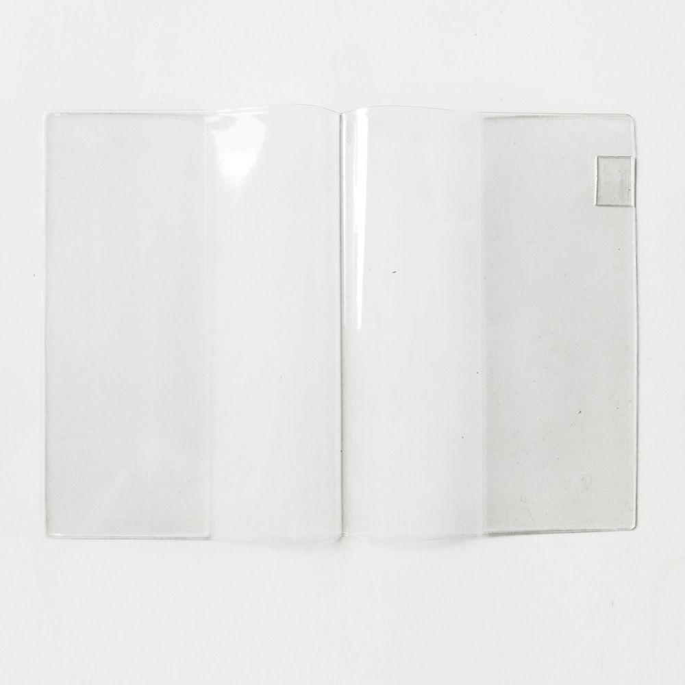 ICONIC A5 透明書套兩入(筆插設計)