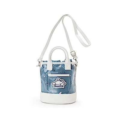 Sanrio 大耳狗喜拿快樂生活系列可斜背兩用迷你提袋