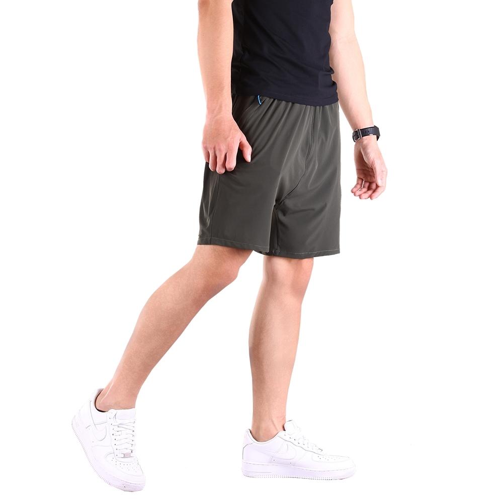 CS衣舖 機能輕量 吸濕排汗 速乾 運動短褲 多款任選 (A款-綠色)