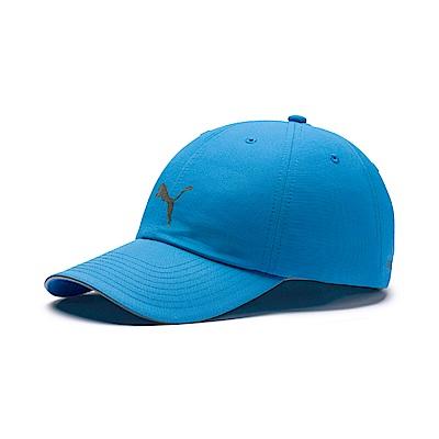 PUMA-男女慢跑系列棒球帽-輕粉藍