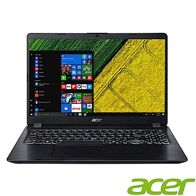 Acer A515-52G-59Q6 15吋筆電(i5-8265U/MX130/黑(福)