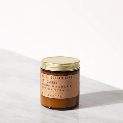 P.F. CANDLE CO. 手工香氛蠟燭 3.5oz 黃金海岸 Golden Coast