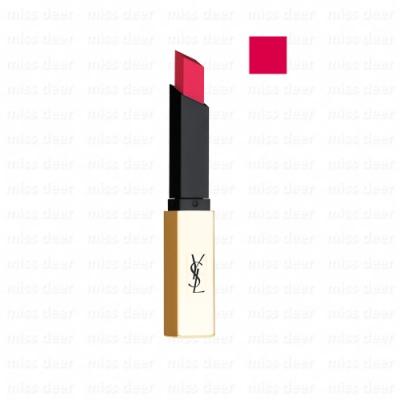 YSL 奢華緞面絲絨唇膏#14 2.2g(白盒版)