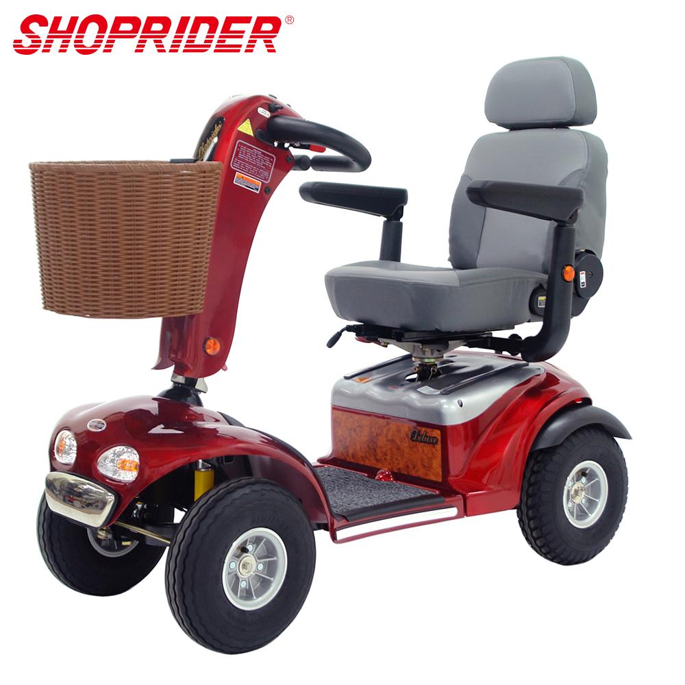 SHOPRIDER TE-889SL必翔電動代步車(P型把手)