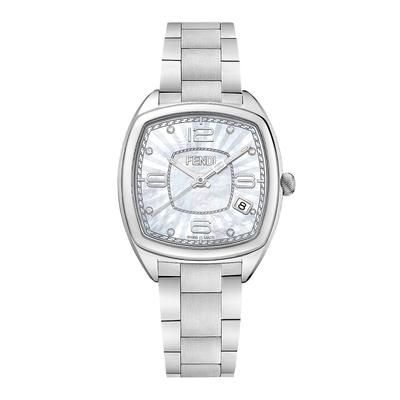 FENDI MEMENTO優越值感時尚腕錶/F221034500D1