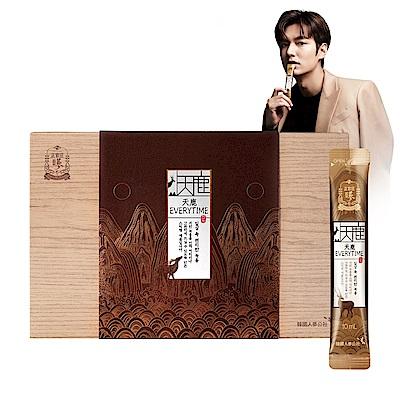 【正官庄】天鹿EVERYTIME 30入(雙國家品質保証、人蔘鹿茸精華液