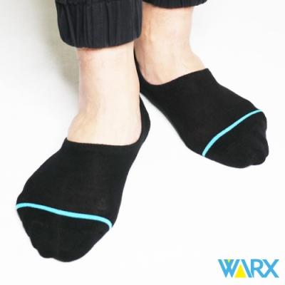 WARX除臭襪 抗菌消臭不脫落隱形襪6入組 L號26-29cm