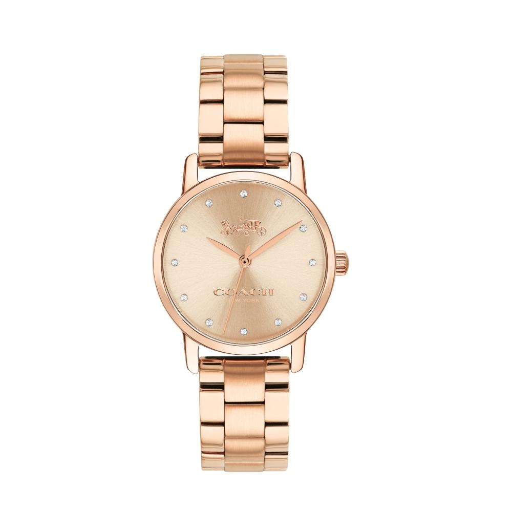 COACH 經典馬車系統手腕錶/14502977