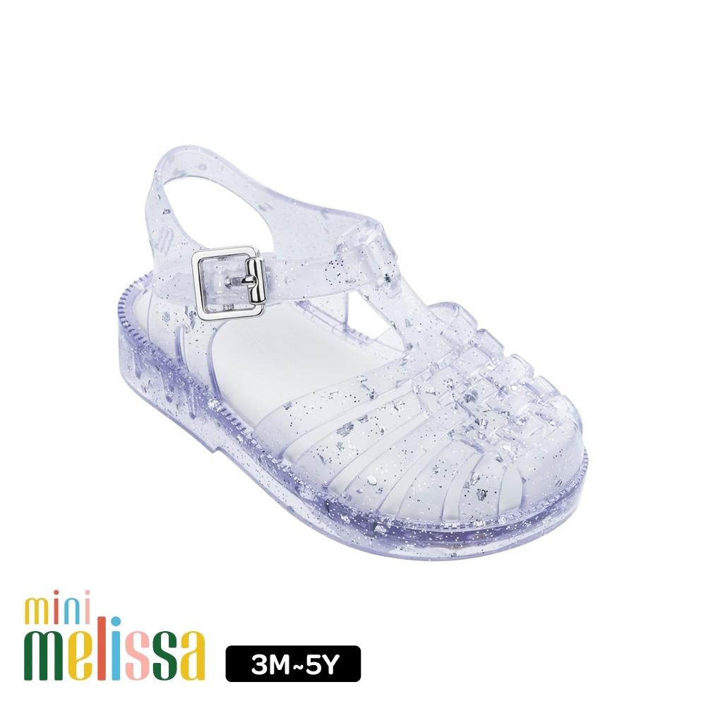 Melissa Baby閃耀果凍漁夫鞋 閃耀
