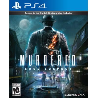 靈魂追兇 Murdered: Soul Suspect - PS4 英文美版