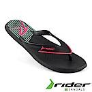 Rider 巴西 男 R1 ULTRA AD 撞色夾腳拖鞋 黑粉綠色