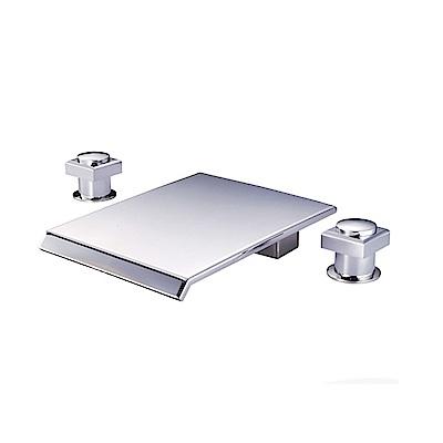 I-Bath YBT205-3不鏽鋼浴缸龍頭三件式