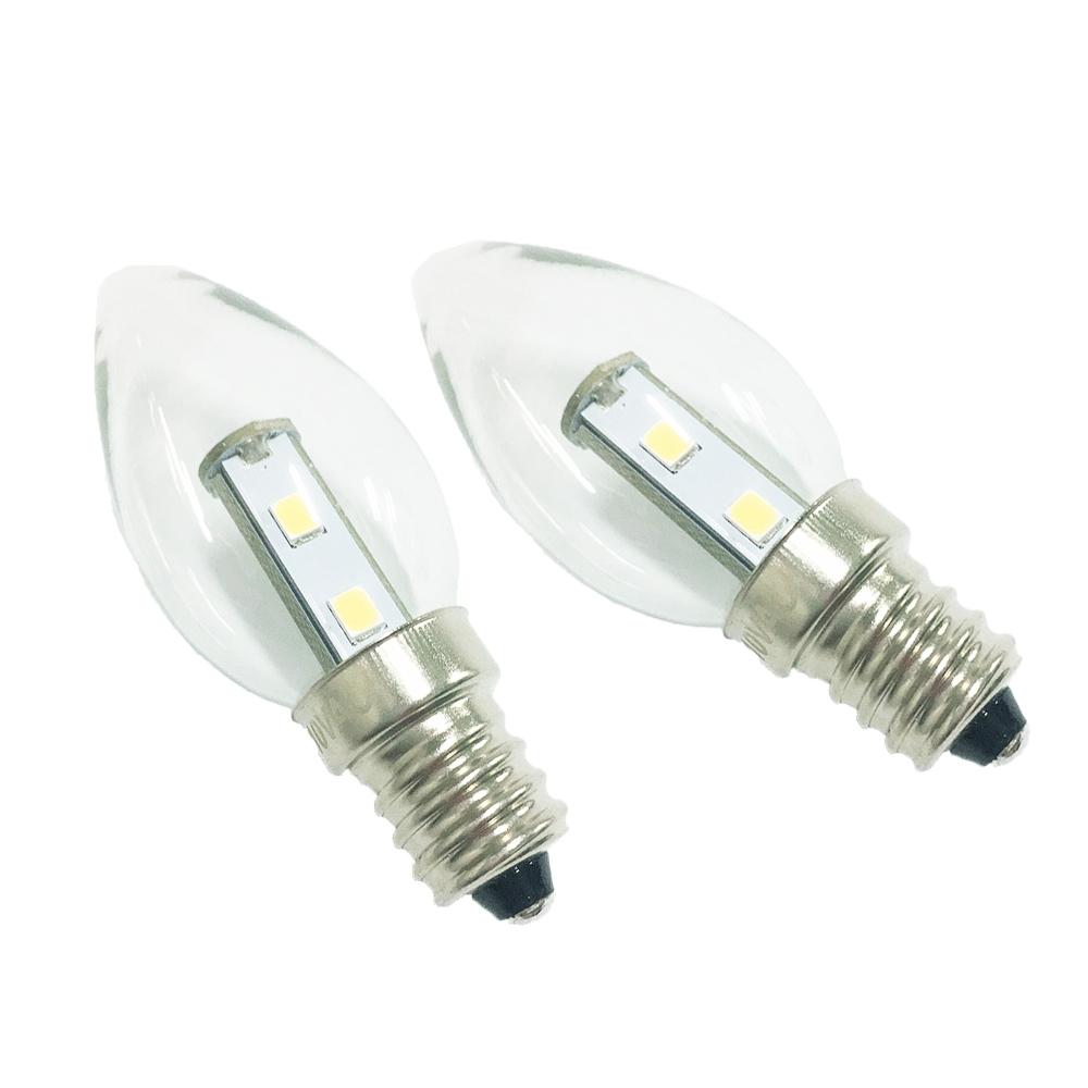MARS 超高亮度 LED神明燈泡 M-7WW 暖光 (2入)