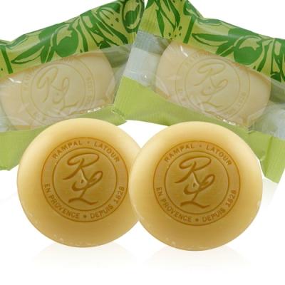 南法香頌歐巴拉朵 甜杏仁油香皂BonBon2顆+蜂蜜2顆(150g/顆)