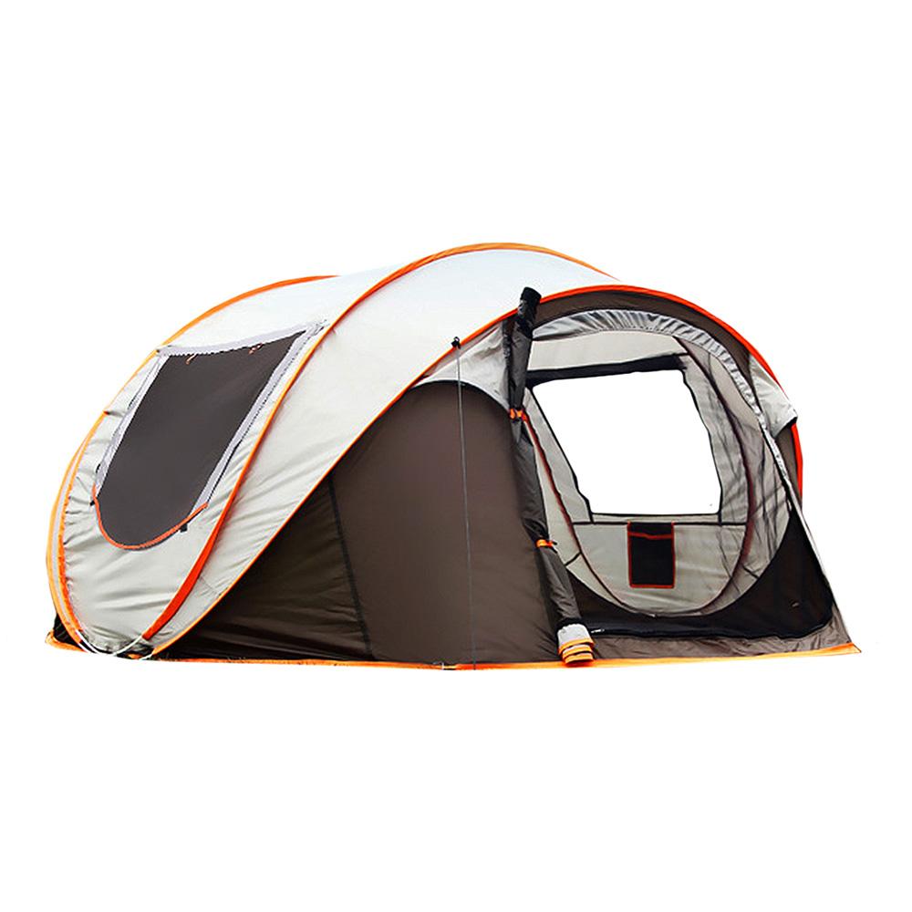 【XINCHANG】戶外4-6人全自動秒開帳篷 兩色可選 product image 1