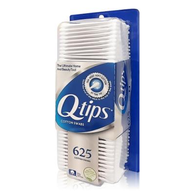 美國Q-tips 紙軸棉花棒(625支)