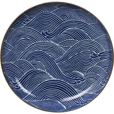《Tokyo Design》和風餐盤(浪濤15.5cm)