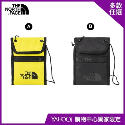 【The North Face】YAHOO人氣推薦單品-簡約輕便休閒單肩包-2款任選