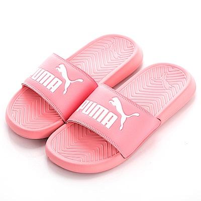PUMA Popcat 女涼拖鞋 36026525 粉
