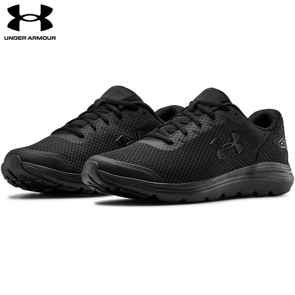 【UNDER ARMOUR】男 Surge 2慢跑鞋