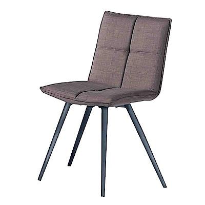 Bernice-伊達爾設計師餐椅/單椅(兩色可選)-44x40x86cm