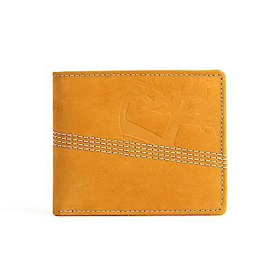 Timberland 男款小麥正絨面皮革錢包|A1DPV231