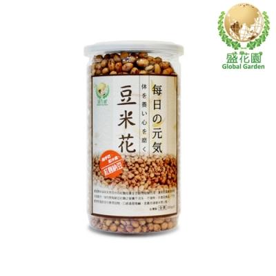 盛花園 豆米花-紅麴納豆(330g)