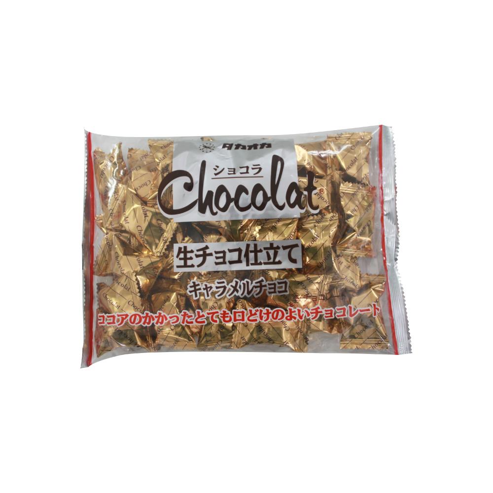 高岡 生巧風焦糖可可/白可可/黑可可塊(165g) 3口味任選1