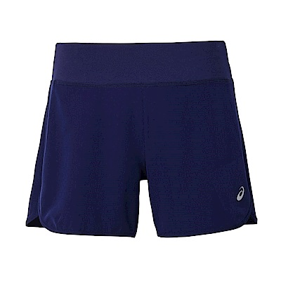 ASICS 女3.5寸短褲 (藍) 2032A893-400