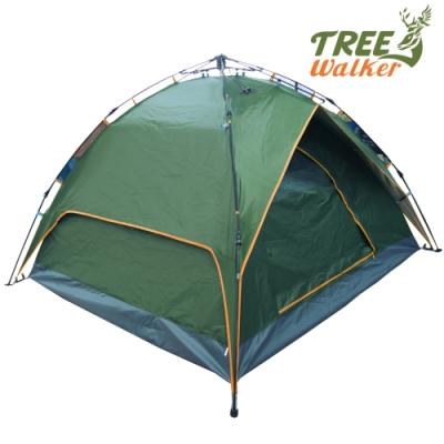TreeWalker 鏕遊樂 免搭速開野營帳 (露營帳篷)