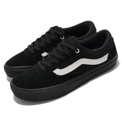 Vans 休閒鞋 V376CF Choppers 男女鞋 麂皮 滑板鞋 支撐 耐用 街頭感 緩震 黑 白 5901900004
