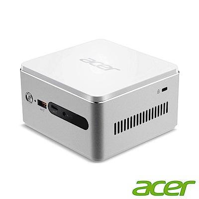 Acer Revo RN76 迷你桌機(i5-7200U/256G+1T/8G/可無線充電
