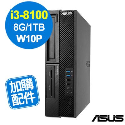 ASUS M640SA i3-8100/8GB/1TB/W10P